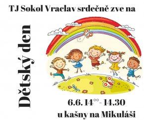 Dětský den - TJ Sokol
