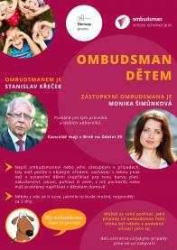 Ombudsman dětem - veřejný ochránce práv