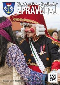 Nové vydání Vraclavsko - Sedleckého zpravodaje - červenec 2020