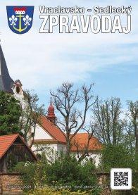 Nové vydání Vraclavsko - Sedleckého zpravodaje - červenec 2021