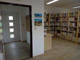Otevření obecní knihovny v nových prostorech
