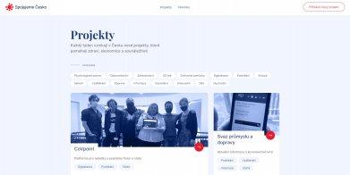 Odkaz na aplikaci SPOJUJEME ČESKO nejen pro podnikatele