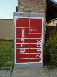 Instalace Z-BOXu