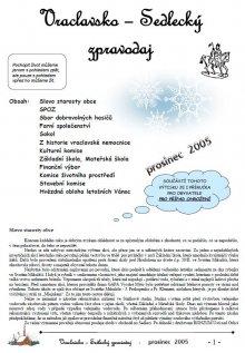 Prosinec 2005